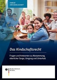Bmjv Publikationen Suche Kindschaftsrecht