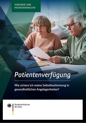patientenverfgung - Betreuungsvollmacht Muster